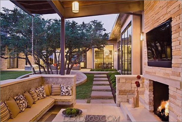 Familienhaus im Freien Wohnzimmer Pool 1 Außen Familie thumb 630x420 31470 Familienhaus mit Outdoor-Wohnzimmer und Pool