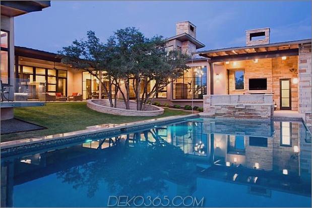 Familienheim im Freien Wohnzimmer Pool 2 Pool thumb 630x420 31478 Einfamilienhaus mit Outdoor-Wohnzimmer und Pool