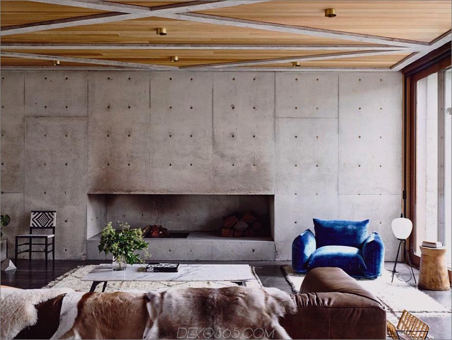 Torquay House von Auhaus Architecture 900x676 Einzigartige Deckendesigns für jedes Haus