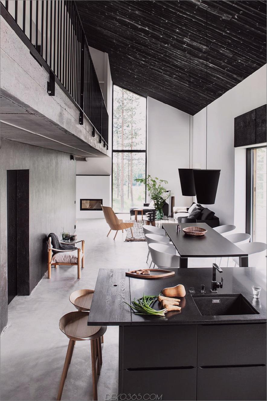 DEKO´S HOUSE schwarze Decke