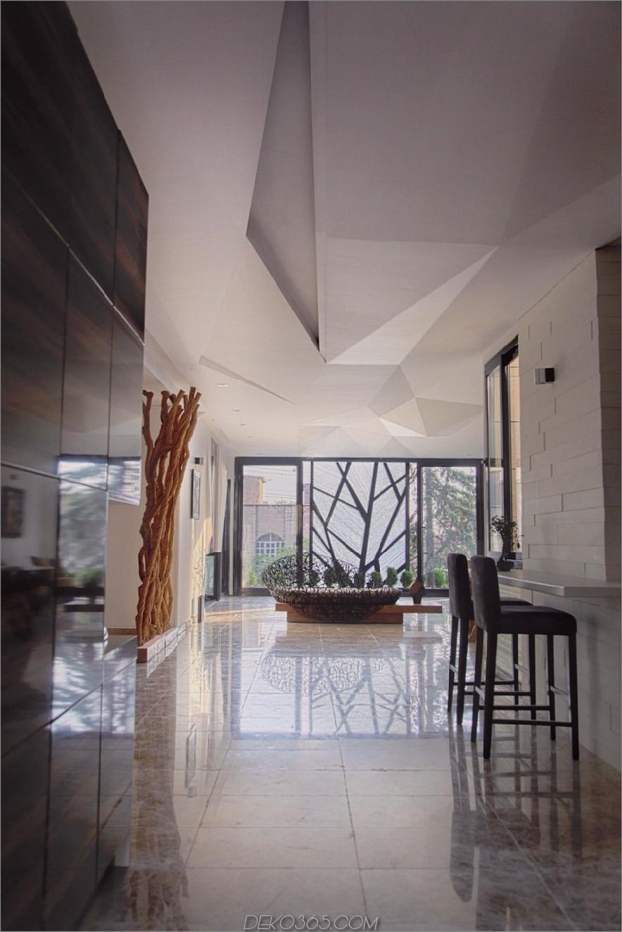 Danial Apartment von Reza Sayadian und Sara Kalantary