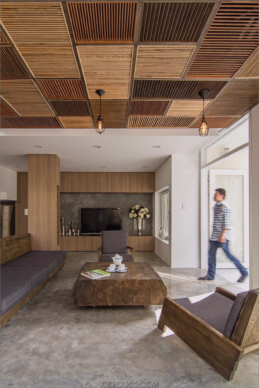 EPV House von AHL Architects Associates