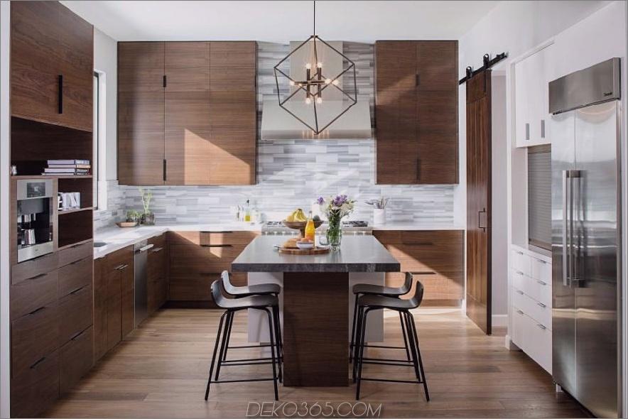 Kücheninsel als Esstisch von Kristianne Watts