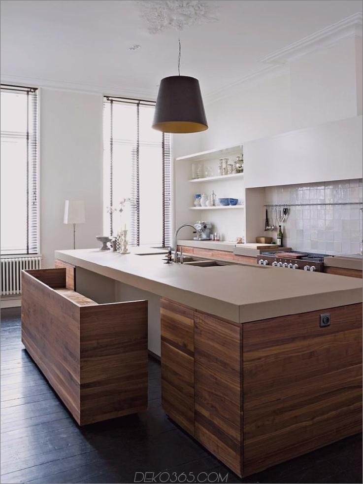 Kücheninsel Sitze