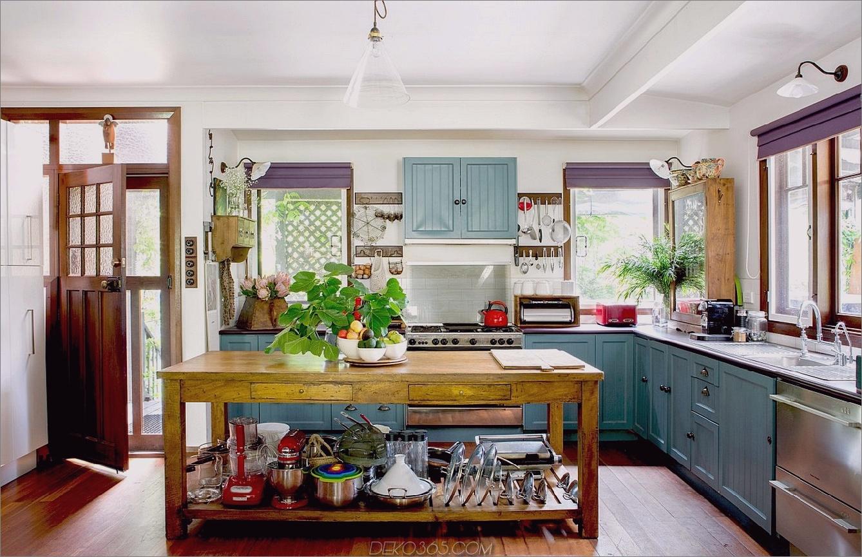 eklektische Küche mit Textur Eklektische Küchen, die zu gut sind, um wahr zu sein