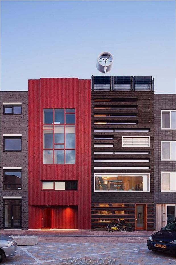 energierneutrale Reihe Haus shou sugi ban 1 Äußerer Daumen autox945 45942 Energie Neutral Home Vitrinen Verkohlte Fassade