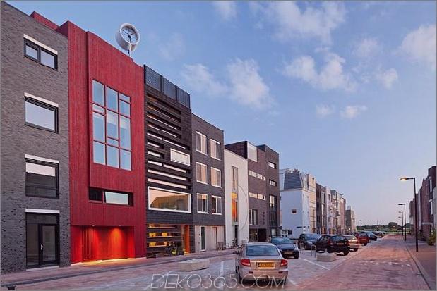 energieneutrale Reihe Haus shou sugi ban 2 street thumb 630xauto 45944 Energiesparende Vitrine für zu Hause Wohnraum Eingehaukelte Fassade