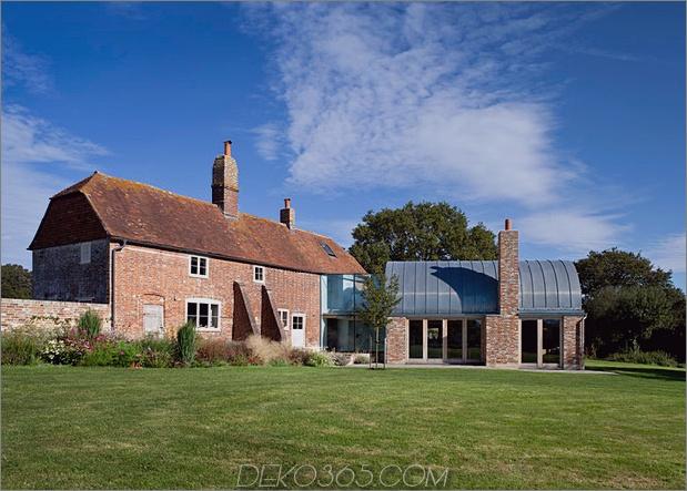 Erweiterung eines Bauernhauses aus dem 17. Jahrhundert 1 thumb 630x450 9961 Erweiterung für ein Bauernhaus aus dem 17. Jahrhundert