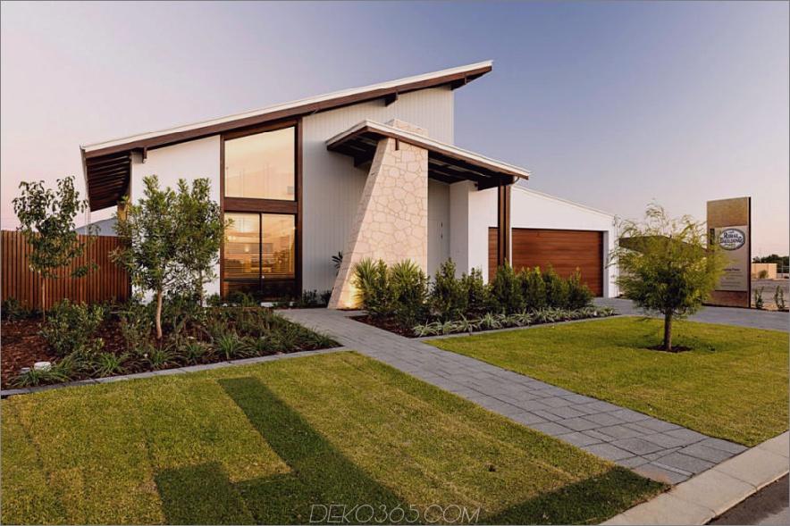 Cooles australisches Zuhause von The Rural Building Company 900 x 599 Exotic Loft in Australien. Mixes Styles zur Perfektion