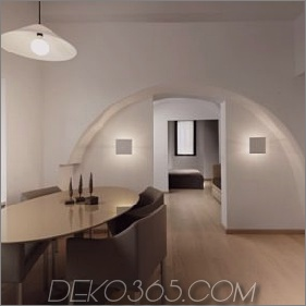 Kurviges Penthouse-Apartment in Rom zur Perfektion renoviert