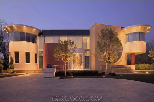 2400 doulton house 1 Exotisches Luxushaus in Toronto, Kanada, ein zeitgenössischer Palast?