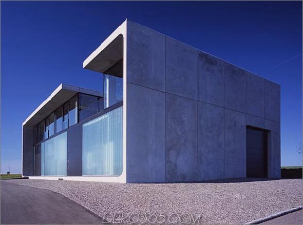 haus bold 1 Faszinierender Betonentwurf für ein Wohnhaus