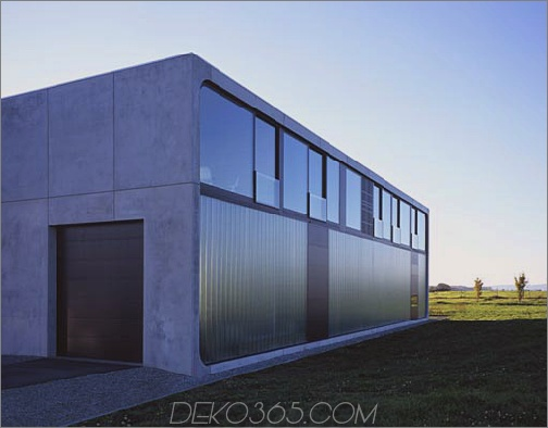 haus bold 2 Faszinierender Betonentwurf für ein Wohnhaus