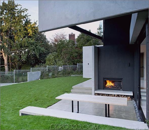 Fertigteil-Betonmauerhaus 2 Fertigteil-Betonmauer-Haus in Neuseeland