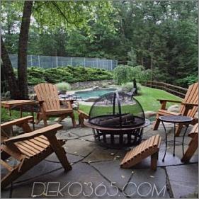 Portable ist Sexy Firepit 285x285 Feuerstelle Design-Ideen, die Ihren Garten verbessern werden