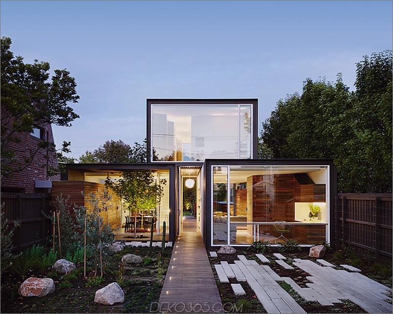Das Haus von Austin Maynard
