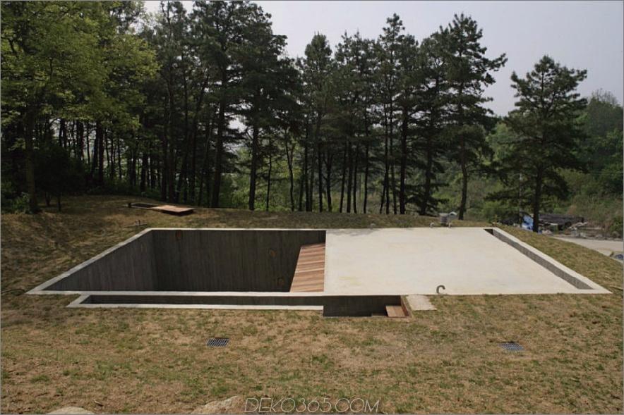 Erdhaus von BCHO Architects