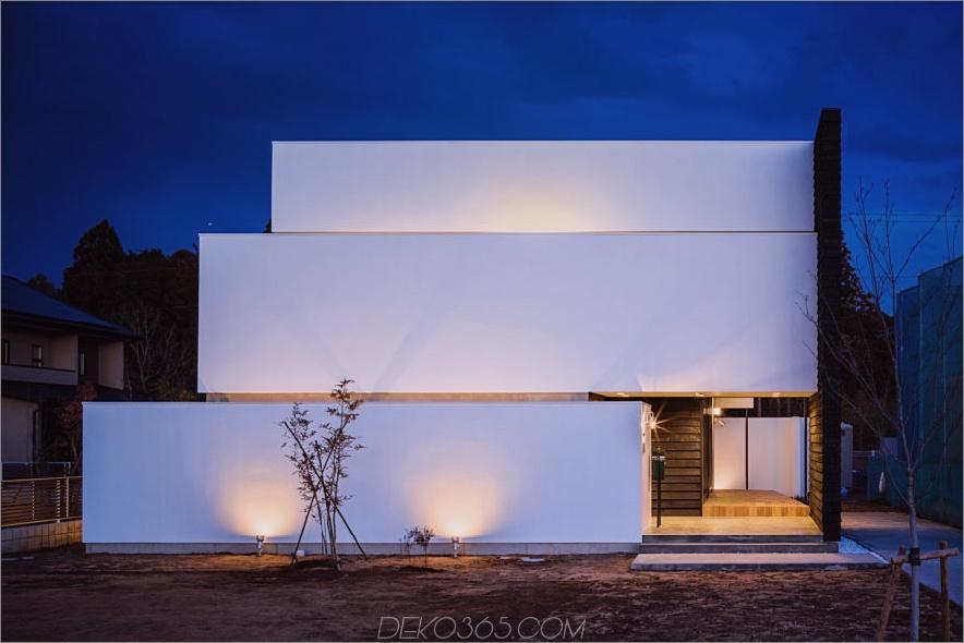 Circle House von Kichi Architectural Design