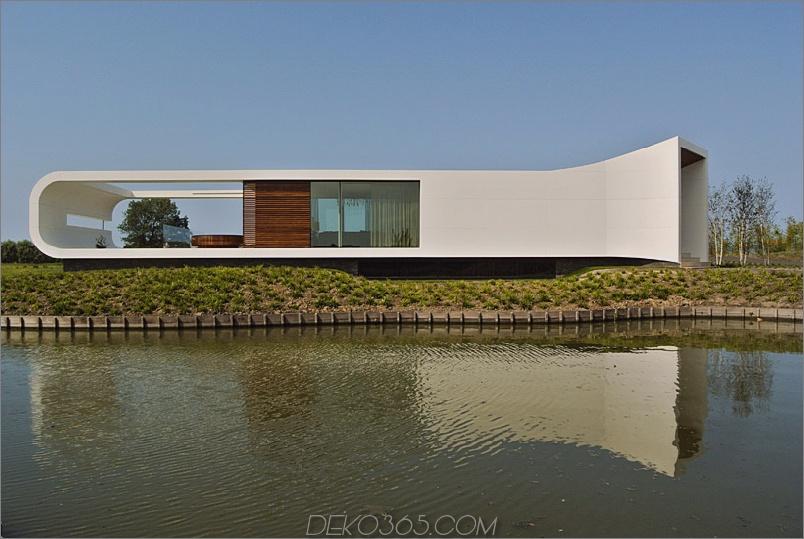Koen Olthuis Villa von Waterstudio