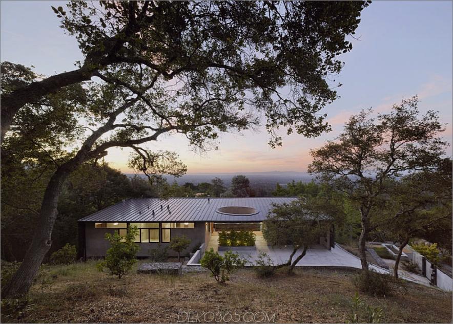 Übersehen Sie Guest House von Schwartz und Architecture