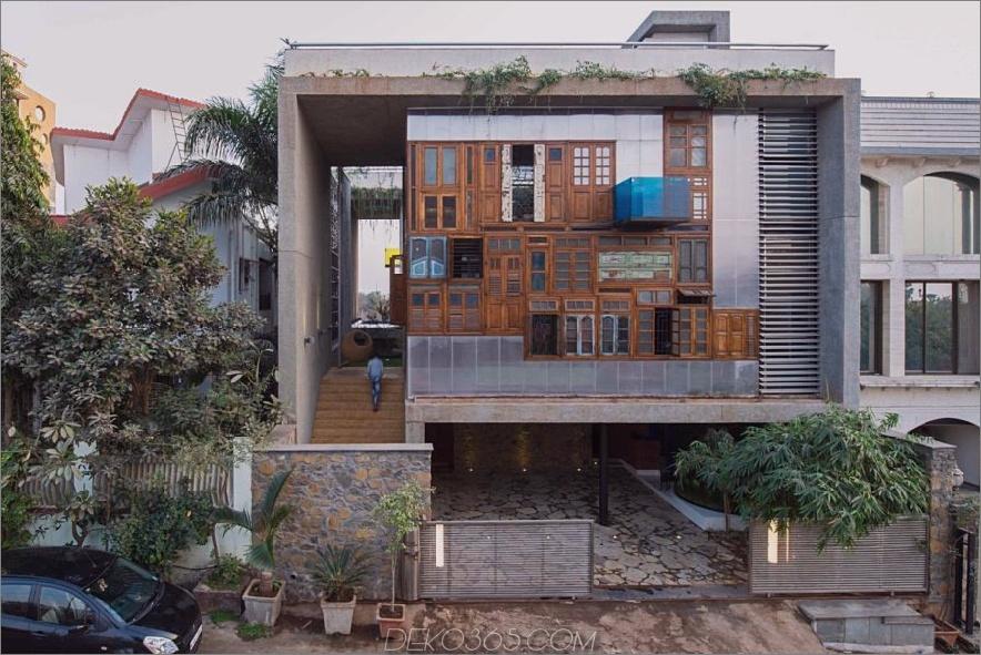 Collagenhaus von S + PS Architects