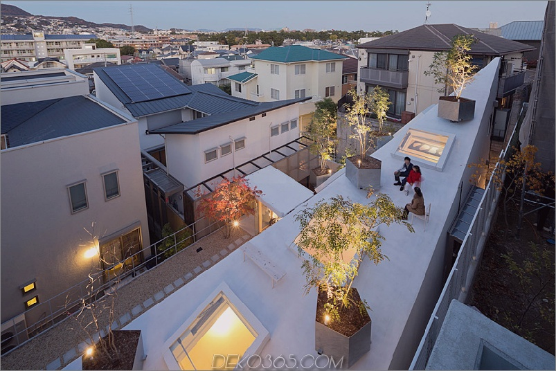 Haus K von Sou Fujimoto