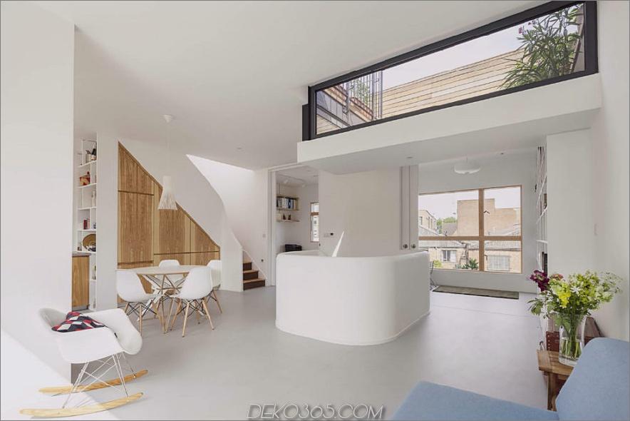 Hausinnenraum von London E8 von Scenario Architecture