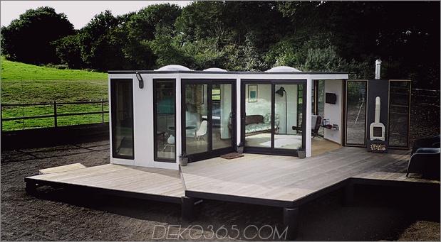 Flat Pack Hivehaus verwandelt hexagonale modulare Häuser 1 Deck Thumb 630x346 24594 Flat Pack Hivehaus verwandelt sich in hexagonale modulare Häuser