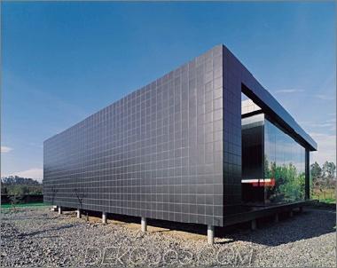 20 20 Haus 9 Fliesenhaus in Chile