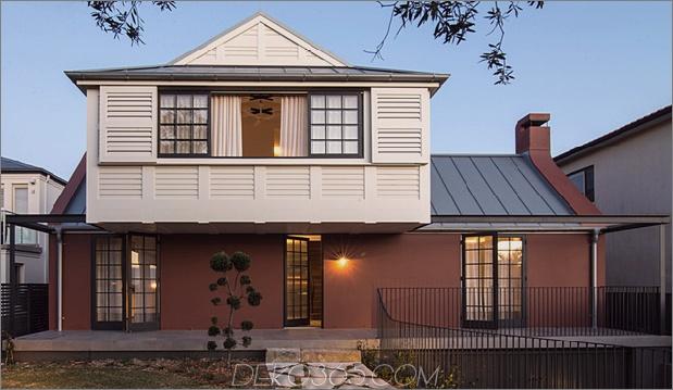 2b weiße Traversen spüren die Geschichte Neues Haus Daumen 630xauto 59521 Das Sichtbarmachen von Holzbalken sieht urban modern aus