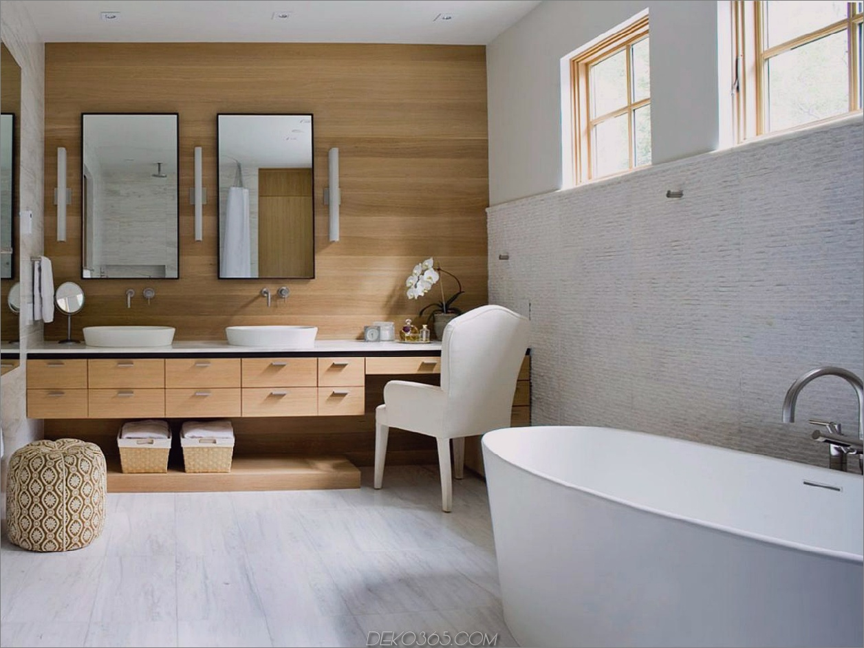 neutrale Farbtöne im Badezimmer Geben Sie Ihrem Badezimmer das Gefühl, das es verdient