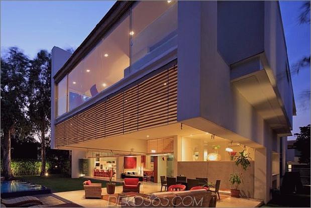 geometrisch-nach Hause freitragende Master-Suite mit Blick auf Pool-13-Abend-Pool.jpg