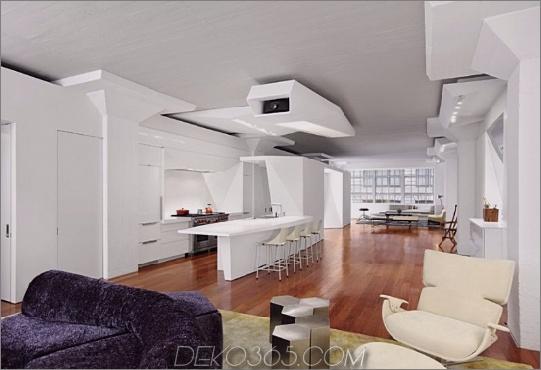 Geometrische Innenarchitektur Espasso 1 Geometric Interior Design by Espasso