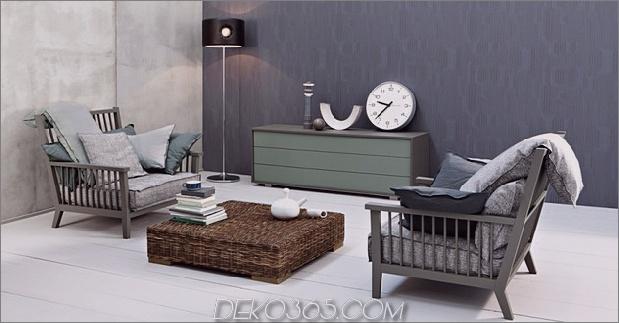 gervasoni Möbelkollektion grau von paola navone 2 thumb 630x328 20939 Gervasoni Möbelkollektion grau von Paola Navone Casual Zeitgenössisch Skandinavisch