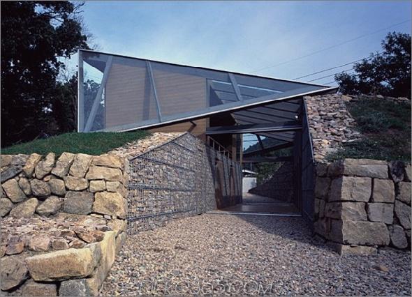 Base Valley House 2 Glasdachhaus, um die Erde und Sie zu lieben