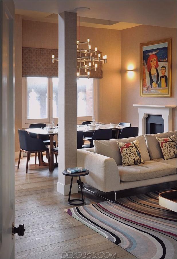 gotisches Penthouse mit modernen Oberflächen und knalligen Farben wiederbelebt 2 thumb autox922 49179 Gotisches Penthouse mit modernen Oberflächen und knalligen Farben wiederbelebt