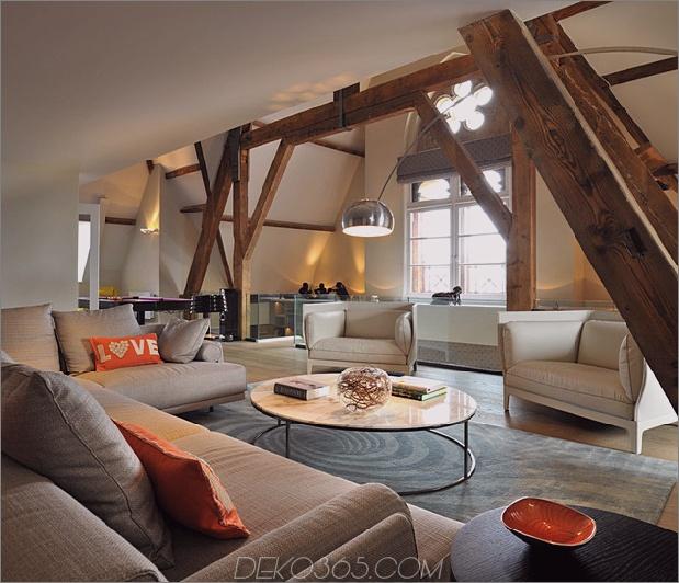 Gothic-Penthouse-wiederbelebt-mit modernen Oberflächen und Pop-of-Color-4.jpg