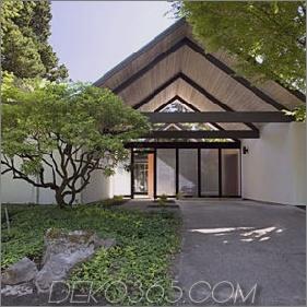 Courtyard Home Designs - Satteldachhaus zu verkaufen