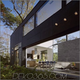 Bay View Homes: Natürliches modernes Haus mit eigenem Innenhof