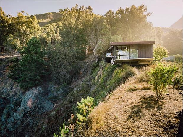 spektakuläres haus aus glas und kupferfelsen in big sur california 1 thumb 630x473 20642 Spektakuläres glas und kupferklippenhaus in big sur, kalifornien
