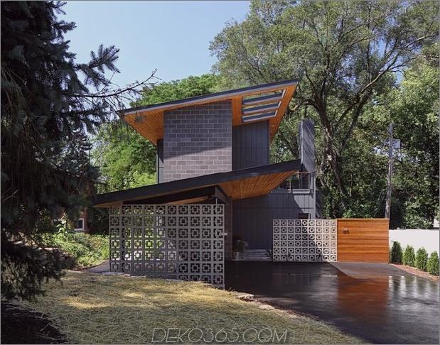 Half Century Rancher renovierte große moderne 2-stöckige Wohnung 2 Seitenansicht Thumb 630x494 17890 Half Century Rancher in große moderne 2-stöckige Wohnung renoviert