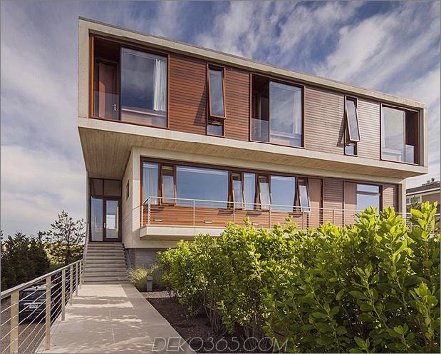 Hamptons Strandhaus mit elegantem Metallschirm 2 thumb 630x504 19966 Hamptons Strandhaus mit elegantem Metallschirm