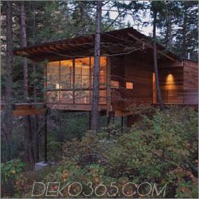 Cottage auf Stelzen von Andersson Wise Architects