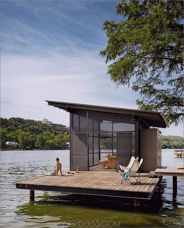 Outdoor-Triathlon-Trainingsroute Haus am Seeufer 2 thumb autox782 51960 Haus für Ironman-Triathlet Mit atemberaubenden architektonischen Funktionen