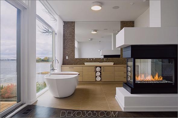 Haus im zeitgenössischen Stil mit Glaswänden, Flussuferblick, 7.jpg