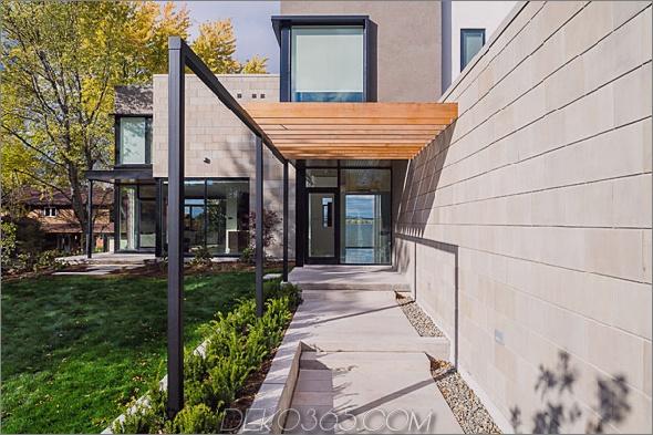 Haus im zeitgenössischen Stil mit Glaswänden, Flussuferblick, 9.jpg