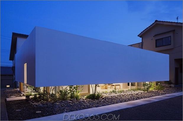 Haus mit schwimmenden Glaswänden und Innenhof 1 thumb 630x419 29009 Haus mit schwimmender Fassade, Glaswänden und Innenhof