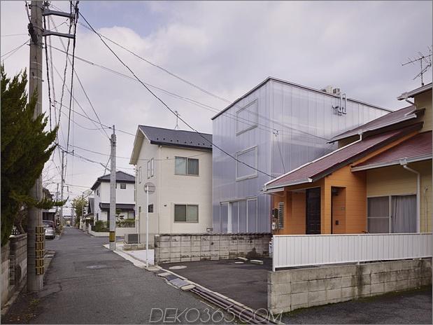 leuchtendes Haus mit durchscheinenden Wänden und minimalistischem Design 1 thumb 630x472 29402 Haus mit durchscheinenden Wänden und minimalistischem Design