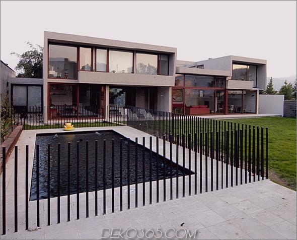 fleischmann ossa house 6 Betonhausarchitektur Dekoriert mit ... Sonnenlicht