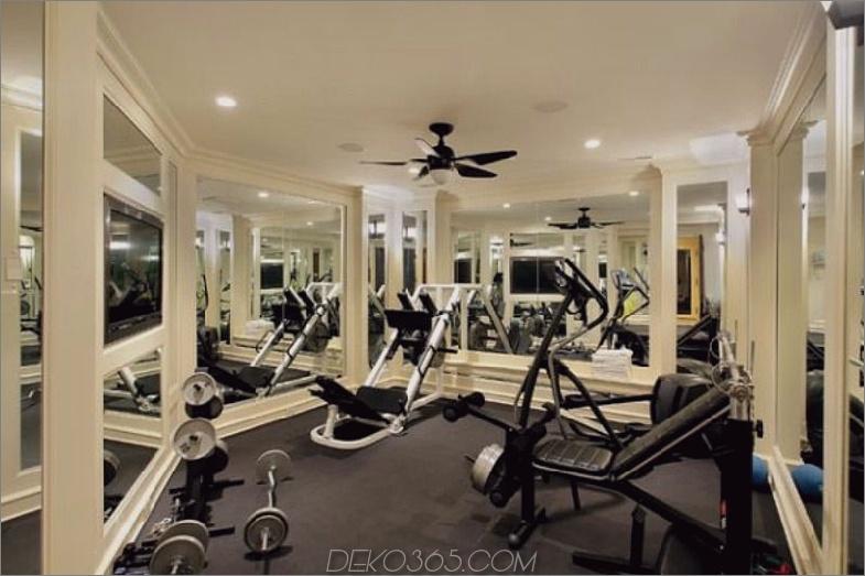 Machen Sie aus Ihrem Keller ein Fitnessstudio